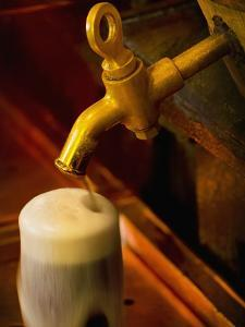 Beer on Tap at the Schlenkerla Brewery by Bruno Ehrs