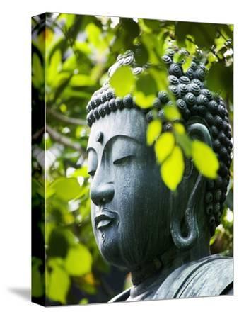 Buddha in Senso-ji Temple Garden