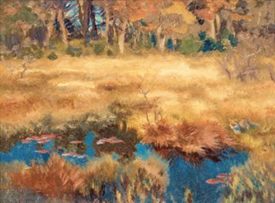 Autumn Landscape with Fox, 1918