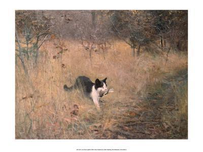 Cat Hunting, 1883