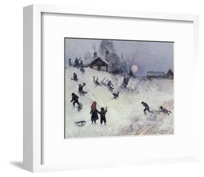 Sledging, 1882