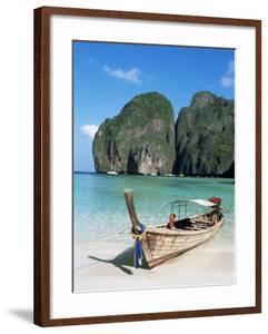 Ao Maya, Phi Phi Le, Ko Phi Phi, Krabi Province, Thailand, Southeast Asia by Bruno Morandi
