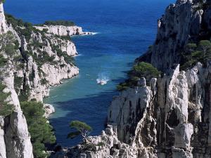 Cassis, Calanque d'En Vau, Bouches-Du-Rhone, Provence, France, Mediterranean by Bruno Morandi