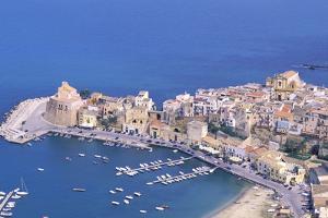 Castellammare Del Golfo, Sicily, Italy, Mediterranean, Europe by Bruno Morandi