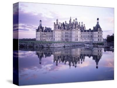 Chateau of Chambord, Loir Et Cher, Region De La Loire, Loire Valley, France
