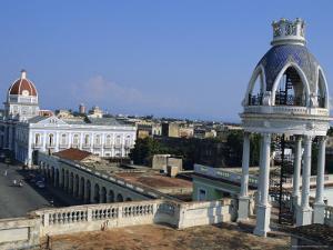 Cienfuego, Cuba, West Indies, Central America by Bruno Morandi