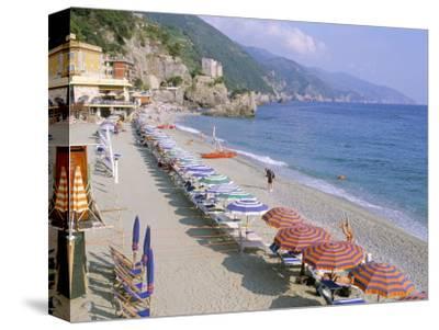 Fegina Beach, Cinque Terre, Liguria, Italy
