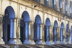 Imambara Medersa (Koranic School), Hooghly-Chuchura, West Bengal, India, Asia by Bruno Morandi