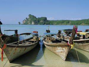 Koh Phi Phi, Thailand, Asia by Bruno Morandi