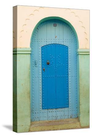 Morocco, Tiznit, Doorway