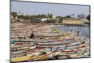 N'Gor Beach, Dakar Area, Senegal, West Africa, Africa by Bruno Morandi