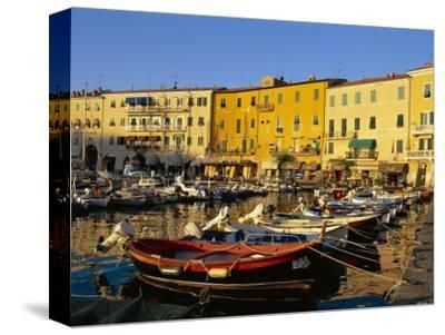 Portoferraio Harbour, Livorno Province, Elba, Tuscany, Italy