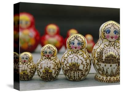 Russian Dolls, Siberia, Russia