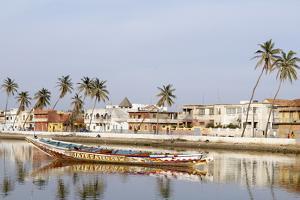 Senegal River and the City of Saint Louis by Bruno Morandi
