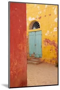 The Island of Goree (Ile De Goree), UNESCO World Heritage Site, Senegal, West Africa, Africa by Bruno Morandi