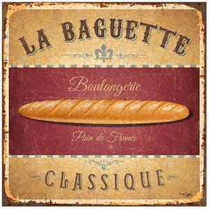 Baguette by Bruno Pozzo