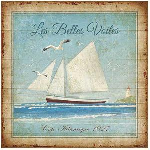 Belles voiles by Bruno Pozzo