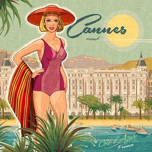 Cannes by Bruno Pozzo
