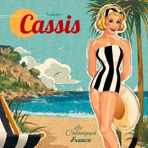 Cassis by Bruno Pozzo