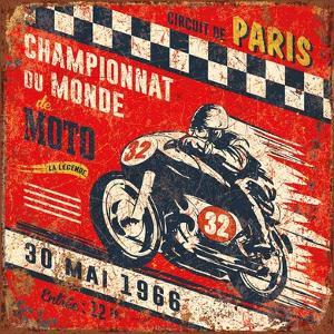 Championnat monde 1966 by Bruno Pozzo