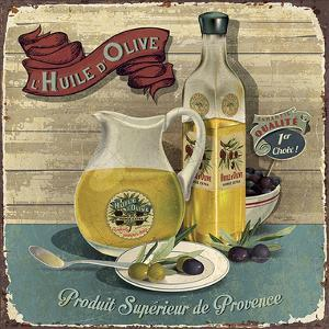 Huile d'olives by Bruno Pozzo