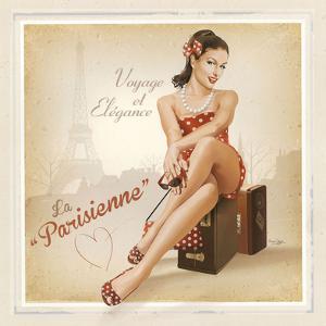 La Parisienne by Bruno Pozzo