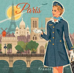 Paris dress by Bruno Pozzo