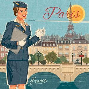 Paris suit by Bruno Pozzo