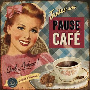 Pause café by Bruno Pozzo