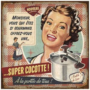 Super cocotte by Bruno Pozzo