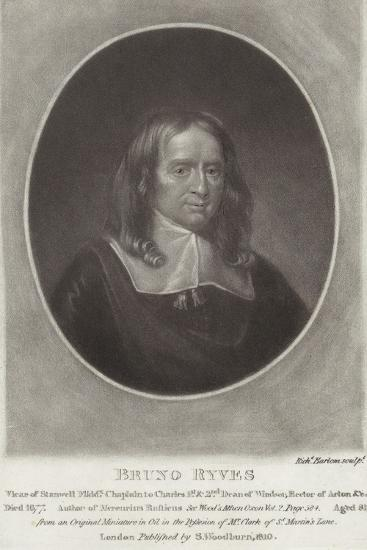 Bruno Ryves--Giclee Print