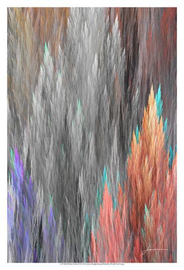 Brush Panels II-James Burghardt-Art Print