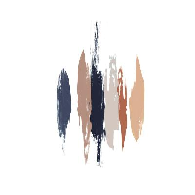 Brushed II-Jennifer Goldberger-Art Print