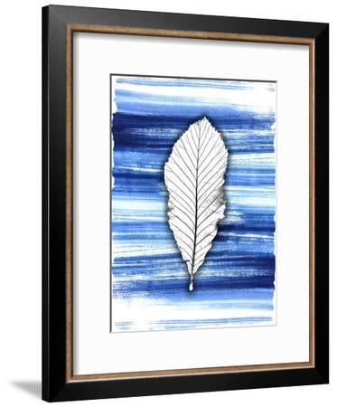 Brushstrokes 2-Kimberly Allen-Framed Art Print