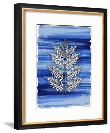 Brushstrokes 5-Kimberly Allen-Framed Art Print