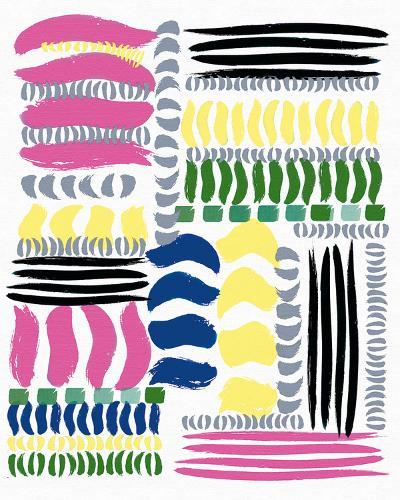 Brushstrokes-Ben James-Giclee Print
