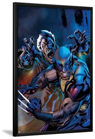 Wolverine: The Best there is No.5 Cover