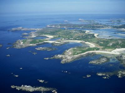 Bryher, Isles of Scilly, United Kingdom, Europe-Robert Harding-Photographic Print