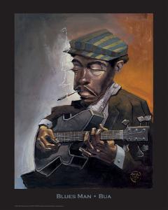 Blues Man by BUA