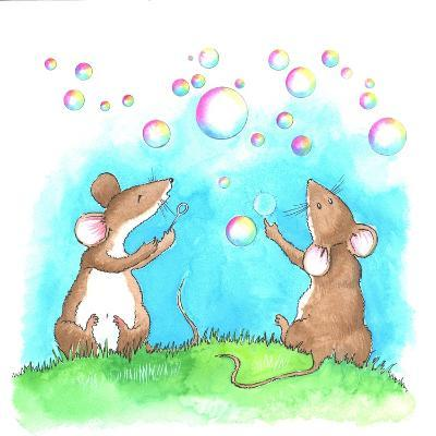 Bubble and Squeak-Emma Graham-Giclee Print