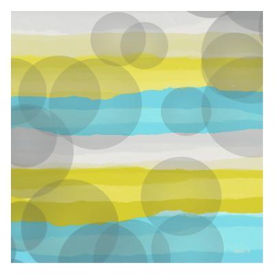 Bubble Punch-Alonza Saunders-Art Print