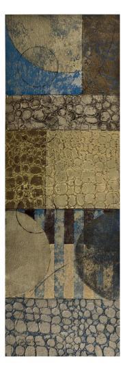 Bubble Structure I-John Kime-Premium Giclee Print