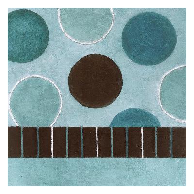 Bubbles 1-Kristin Emery-Art Print