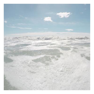 Bubbles In The Sea 2-Marcus Prime-Art Print