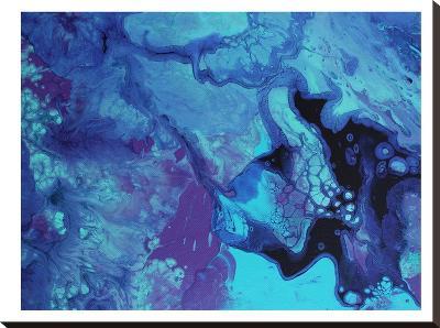 Bubbles-Deb McNaughton-Stretched Canvas Print