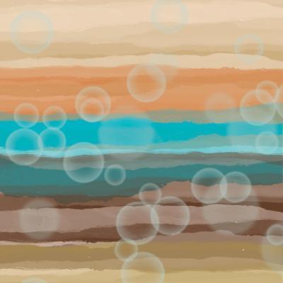 Bubbles-Alonza Saunders-Art Print