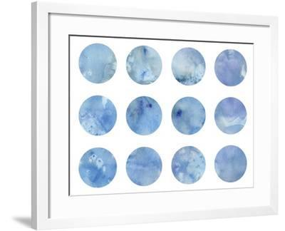 Bubbles-Summer Tali Hilty-Framed Giclee Print