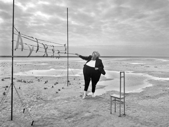 Buchstaben 5, 2015-Jaschi Klein-Photographic Print