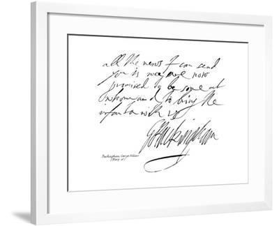 Buckingham, George Villiers--Framed Giclee Print