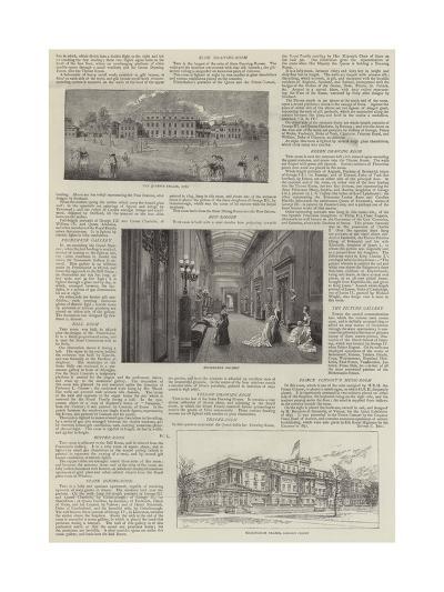 Buckingham Palace--Giclee Print